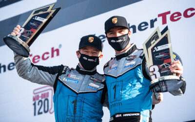"Long, Hardwick Still ""Fighting"" for First Win Despite Title Race"